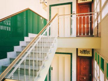 Escaleras edificio Uría 4