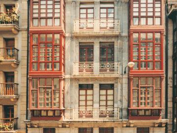 fachada Edificio Fruela 12 Oviedo
