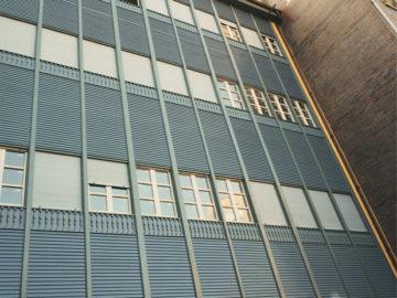 Fachada posterior Fruela 12 Oviedo