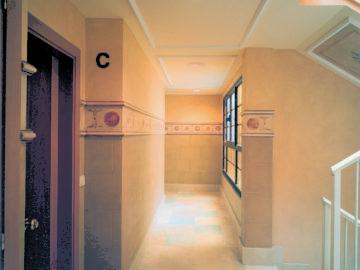 Edificio Peso 3 - Oviedo - Escalera
