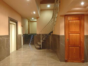 Portal Edificio Asturias 9